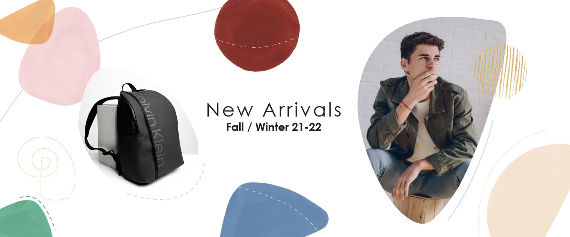 New Arrivals Men Image